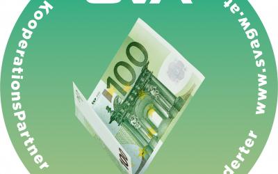 € 100.- Kostenzuschuss für Ihre Gesundheit!